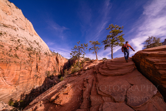 On a Mission - Angel's Landing