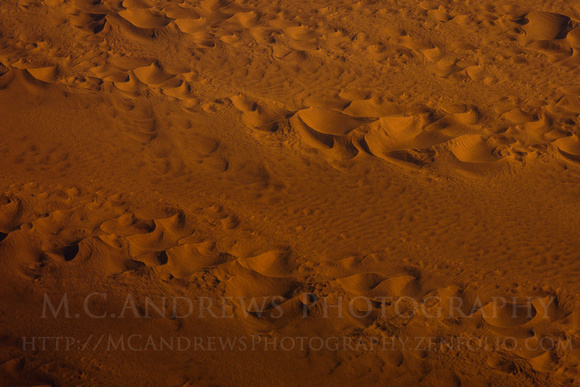Abstract Landscape - Sonoran Dunes I